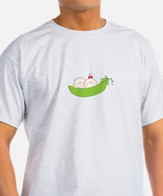 Peas In A Pod T-Shirt