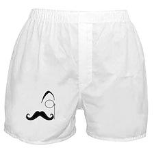 Le Sexy Stashe Boxer Shorts