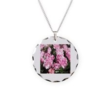 Bloom 01 Necklace Circle Charm