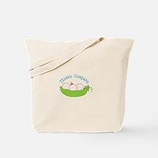 Threes Company Tote Bag