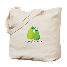 a perfect pair Tote Bag