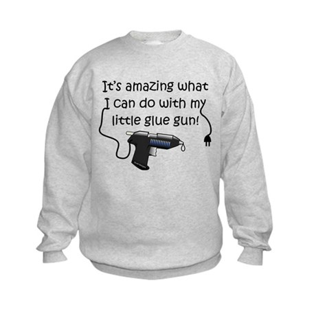Amazing Glue Kids Sweatshirt