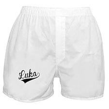 Luka, Retro, Boxer Shorts