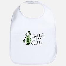 Daddys Lil Caddy Bib