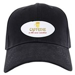 Caffeine/Nicotine Black Cap