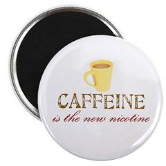 Caffeine/Nicotine Magnet