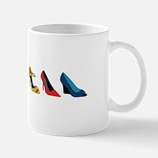 High Heeled Shoes Mugs