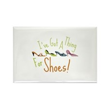 Ive Got A Thing For Shoes! Magnets