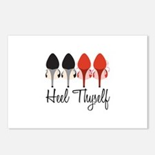 Heel Thyself Postcards (Package of 8)
