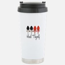 Heel Thyself Travel Mug