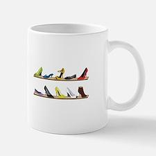 Heeled Shoe Stack Mugs