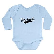 Macleod, Retro, Body Suit