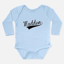 Madden, Retro, Body Suit