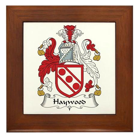 Haywood Framed Tile