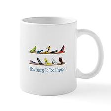 How Many Is Too Many? Mugs