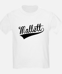 Mallett, Retro, T-Shirt