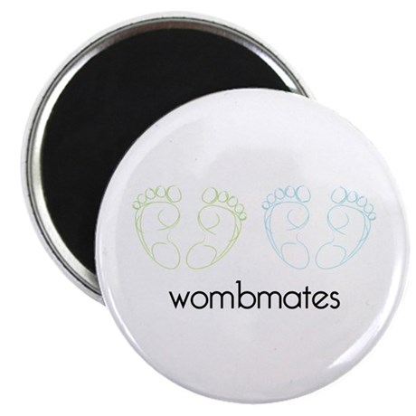wombmates Magnets