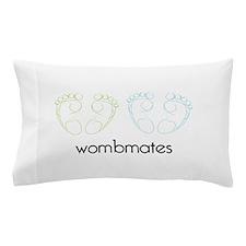 wombmates Pillow Case