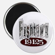 Unique Philadelphia Fishtown Magnets