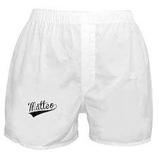 Matteo, Retro, Boxer Shorts