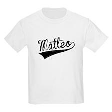 Matteo, Retro, T-Shirt