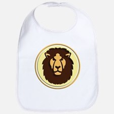 Lion head Bib