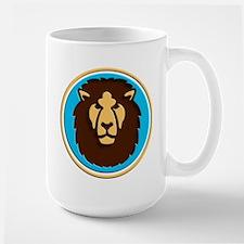 lion head Mugs