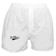Matthias, Retro, Boxer Shorts