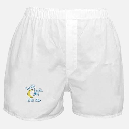 twinkle, twinkle, little star Boxer Shorts