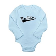 Mcallister, Retro, Body Suit
