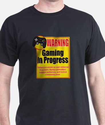 Gaming In Progress T-Shirt