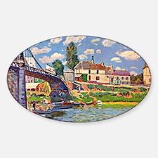 Bridge at Villene - Impressionism l Decal
