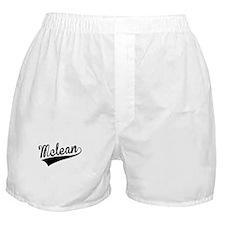 Mclean, Retro, Boxer Shorts