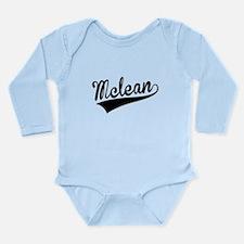 Mclean, Retro, Body Suit
