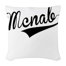 Mcnab, Retro, Woven Throw Pillow
