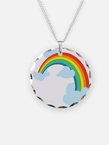 Unique Rainbow Necklace