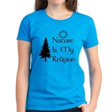 Nature Is My Religion Tee