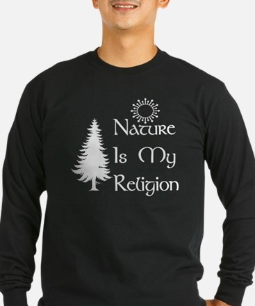 Nature Is My Religion T