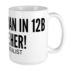 Love That Woman In 12b Mentalist Mugs