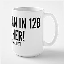 Love That Woman In 12b Mentalist Mugs
