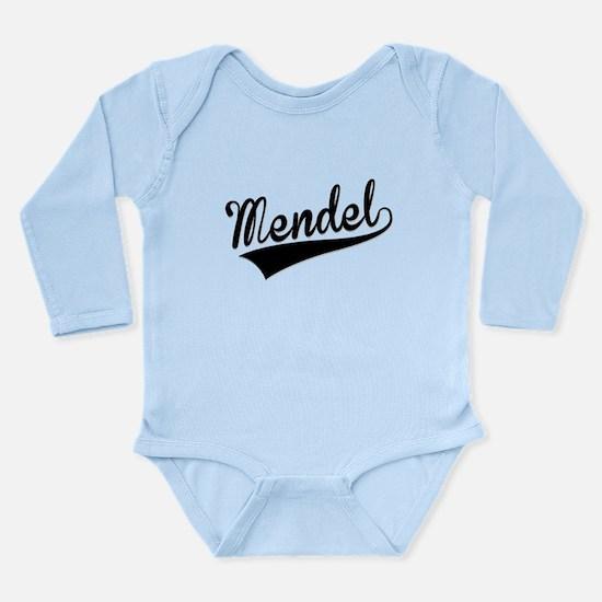 Mendel, Retro, Body Suit