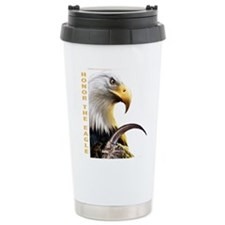 Honor The Eagle Travel Mug
