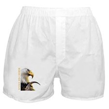 Honor The Eagle Boxer Shorts