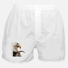 Honor The Eagle Boxer Shorts