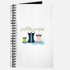 Puddle Jumper Journal