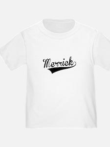 Merrick, Retro, T-Shirt