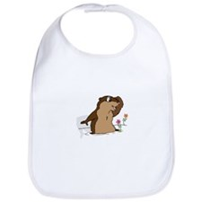 Groundhog Day Shadow Bib