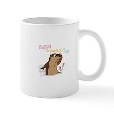 Happy Groundhog Day Mugs