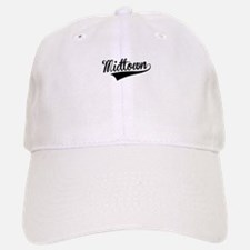 Midtown, Retro, Baseball Baseball Baseball Cap