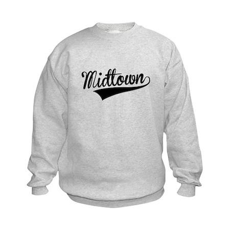 Midtown, Retro, Sweatshirt